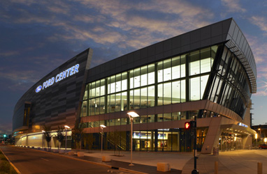 Ford Center Evansville In Arena