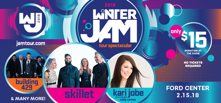 Winter Jam 2018 - February 15