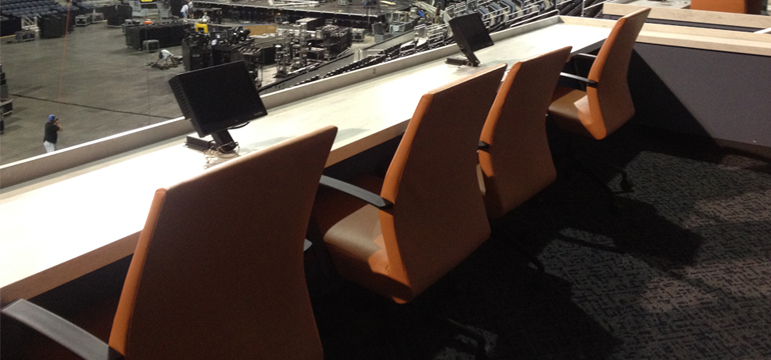 Loge Seating