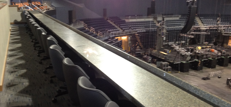 Suite Club Seats