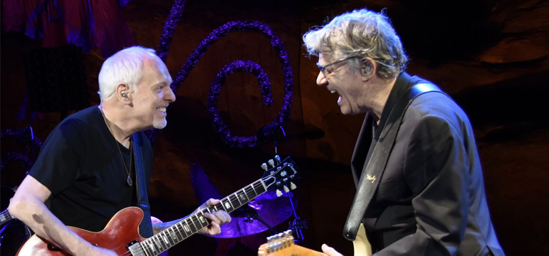 Steve Miller Band along with Peter Frampton