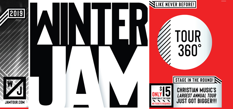 Winter Jam 360 Tour 2019